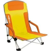 Brunner Strandstuhl Bula orange/gelb