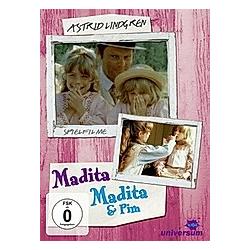 Madita / Madita & Pim - DVD  Filme