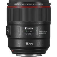 Canon EF 85 mm F1,4L IS USM