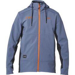 Jacke FOX - Pit Jacket Blue Steel (305) Größe: M