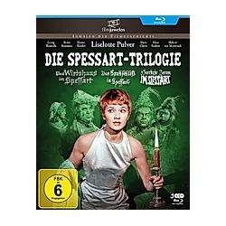 Die Spessart-Trilogie: Alle 3 Spessart-Komödien mit Lilo Pulver - DVD  Filme