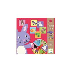 DJECO Spiel, Tactilo Tastspiel Tiere