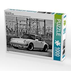 Porsche 911 SC Lege-Größe 64 x 48 cm Foto-Puzzle Bild von Ingo Laue Puzzle