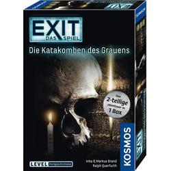 Kosmos Spiel, EXIT - Die Katakomben des Grauens, Made in Germany