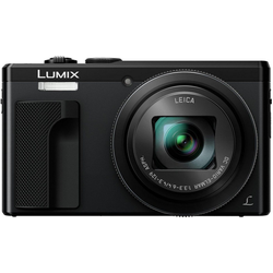 Panasonic DMC-TZ81 schwarz Kompaktkamera