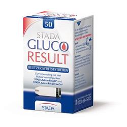 STADA GLUCO RESULT Blutzuckerteststreifen Blutzuckermessgerät