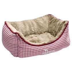 Hunter Hundesofa Astana rot, Größe: M