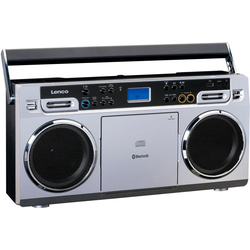 Lenco SCD-580 CD-Radiorecorder (FM-Tuner)