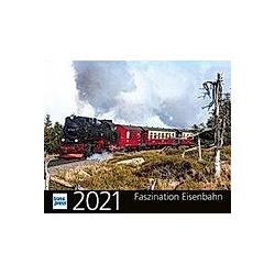 Faszination Eisenbahn 2021 - Kalender
