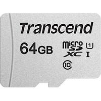 Transcend microSDXC 64GB Class 10 300S UHS-I