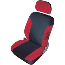 Cartrend 79-5320-02 Mystery Sitzbezug 11teilig Polyester Rot Fahrersitz, Beifahrersitz, Rücksitz