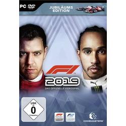 F1 2019 Jubiläums Edition PC USK: 0
