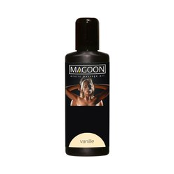 "Massageöl ""Erotic Massage Oil Vanille"" mit Duft"