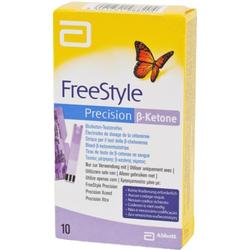 FREESTYLE Precision Beta Ketone Blutketon Teststr.