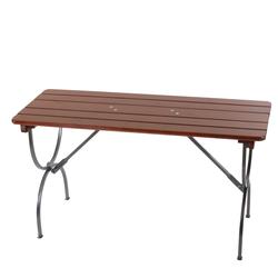 Tisch für Bierzeltgarnitur Biertisch Bierzelttisch Linz ~ 150 cm