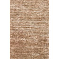 Bambusfaser Teppich Bamboo - Beige
