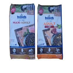 15kg Bosch Maxi Adult + 15kg Bosch Adult Lamm & Reis