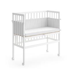 VitaliSpa® Beistellbett SOPHIE Babybett Stillbett Stubenbett Nestchen Kinderwiege