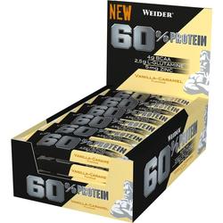 Weider 60% Protein Bar 24x45g (Geschmack: Schoko)