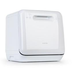 Geschirrspüler freistehend installationsfrei 860 W »Aquatica«, Stand Geschirrspüler, 84011220-0 weiß weiß