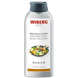 Wiberg - Wok Sauce Curry / Flüssigsauce - 750 ml