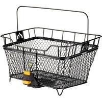 Topeak MTX Basket Rear schwarz