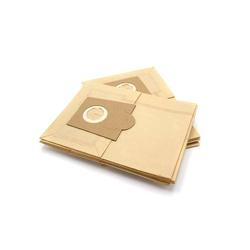 vhbw 10 Beutel Papier für Staubsauger Saugroboter Mehrzwecksauger wie Rossmann R 020