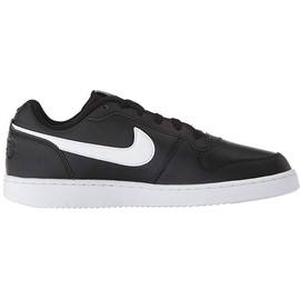Nike Wmns Ebernon Low black-white/ white, 42.5