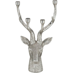 BOLTZE Kerzenhalter Lobo, in Hirschform, Höhe ca. 49 cm