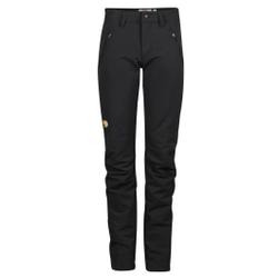 Fjällräven - Oulu Trousers W Black - Wanderhosen - Größe: 40 Marque