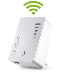DEVOLO 1xGB LAN, WPS, Repeater, WLAN Verstärker) Reichweitenverstärker