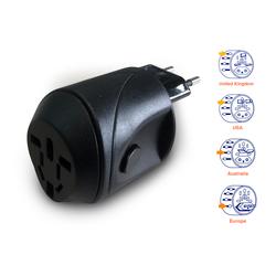 MobileGear 150-in-One Reiseadapter