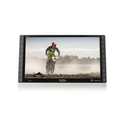 Xoro Portabler Fernseher PTL1450, DVB-T2-HD (H.265), 35,5-cm-Full-HD-Display (14