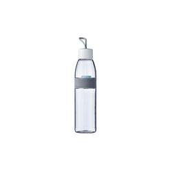 Mepal BV Trinkflasche Ellipse in weiß, 700 ml