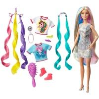Barbie Fantasie-Haar