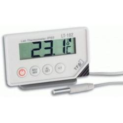 LT102 Laborthermometer inkl. Kalibrierzertifikat bei 5°C