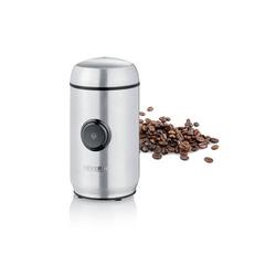Kaffeemühle, KM 3879, ca. 150 W, ca. 50 g, Edelstahl-Schlagmesser