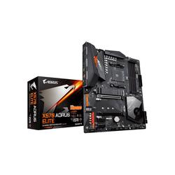 AORUS X570 AORUS ELITE Mainboard RGB Fusion
