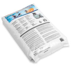 Intex Filterglas für Sandfilterpumpen 25kg Weiß