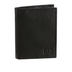 H.I.S Geldbörse, aus hochwertigem Leder, im Hochformat