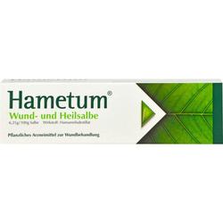 HAMETUM Wund- und Heilsalbe 50 g