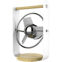 Sharper Image SBS1 USB-Ventilator Weiß