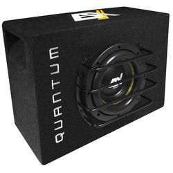 ESX Subwoofer (ESX QSB8 QUANTUM QSB - 20cm Subwoofer im kompakten Bassreflexgehäuse)
