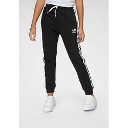adidas Originals Jogginghose TREFOIL PANTS schwarz