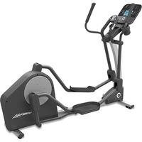 Life Fitness X3 Track schwarz