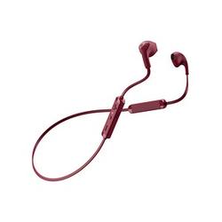 FRESH 'N REBEL Flow Wireless No Tip In-Ear-Kopfhörer rot