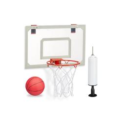 relaxdays Basketballkorb Basketballkorb fürs Zimmer