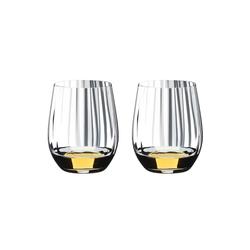 RIEDEL Glas Glas Riedel Optic Tumbler Whiskey 2er Set, Kristallglas