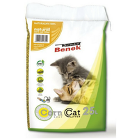 Super Benek Corn Cat Natural 25 l