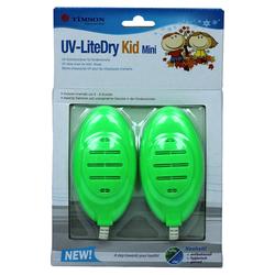 Timson UV-LiteDry Kid Mini / UV-Schuhtrockner für Kinder, Farbe: grün